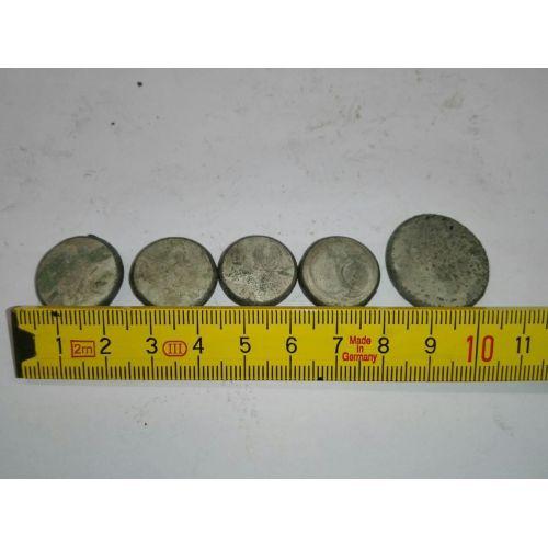 Nikl Ni 99,9% čistý kovový prvek 28 granulí 25gr-5 kg dodavatel,  Kategorie