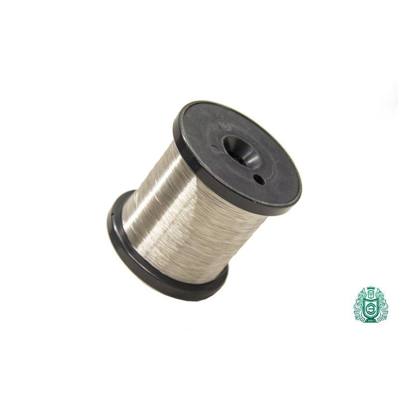 Niklový drát 0,1 - 5 mm 99,6% čistý drát Ni200 palcový topný drát Nikl 1-500 Met, slitina niklu