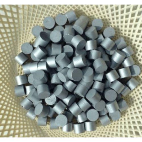 Kov rhenia 99,98% čistý kovový kovový prvek Renium Re Element 75, kovy vzácné
