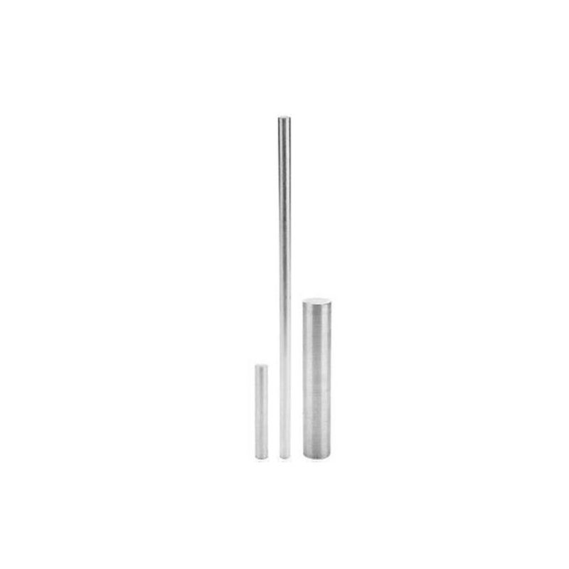 Hliníková kovová kulatá tyč 99,9% od Ø 2 mm do Ø 120 mm Hořčík Mg prvek 12, hořčík