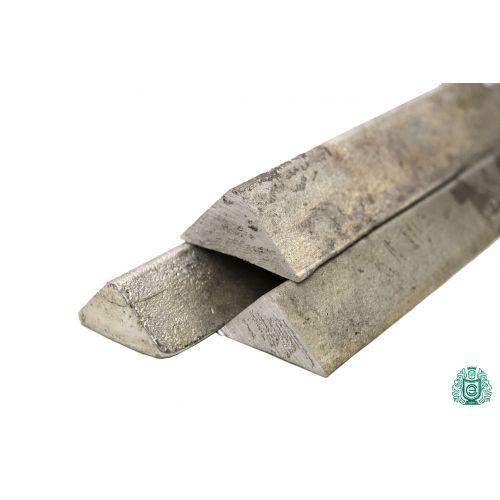Kuličková ložiska Babbitt kovová WM80 z bílého kovu odlévající ingot 5gr-2kg.05-10oz, kovy vzácné
