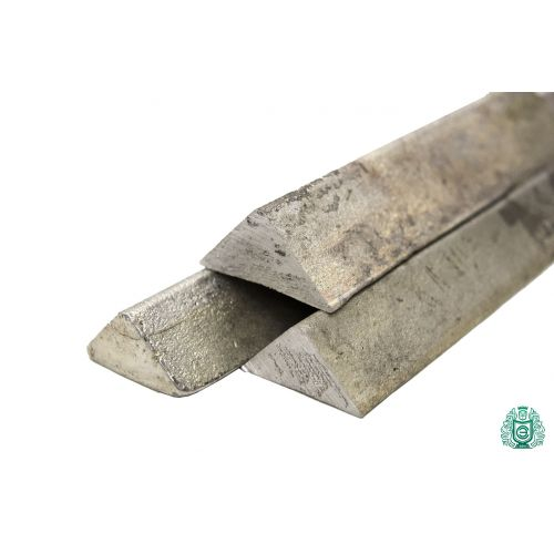 Babbitt nesoucí kov wm80 bílé kovové kuličkové ložisko lití ingotu 5gr-2kg.05-10oz,  Vzácné kovy