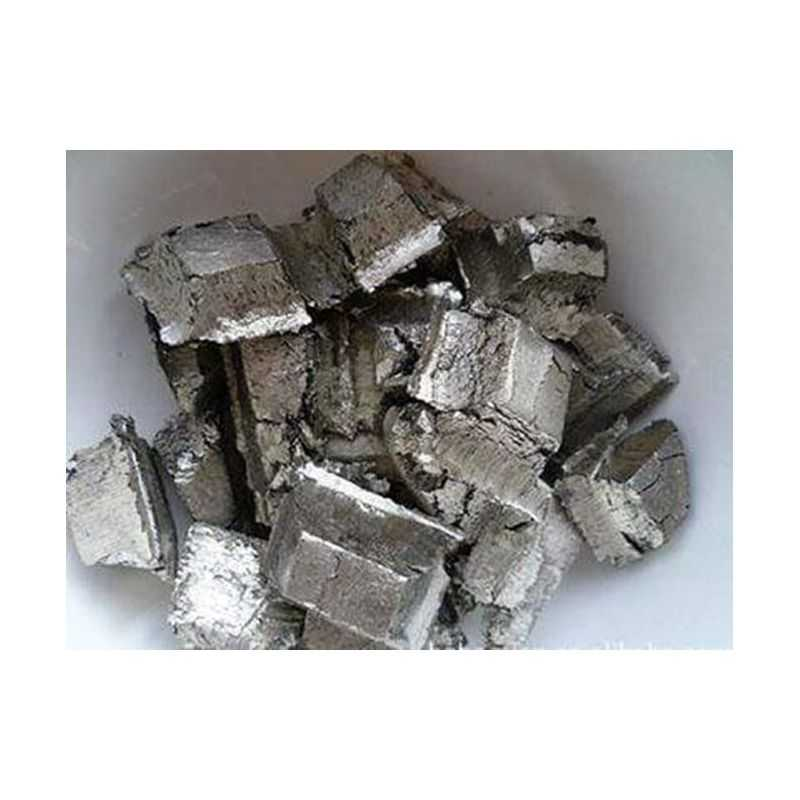 Kov kov Europium 99,99% čistý kov Eu 63 element Vzácné kovy,  Vzácné kovy