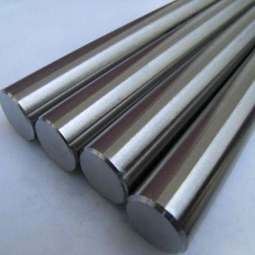Niobová kovová kulatá tyč 99,9% od Ř 2 mm do Ř 120 mm Niob Nb prvek 41, kovy vzácné