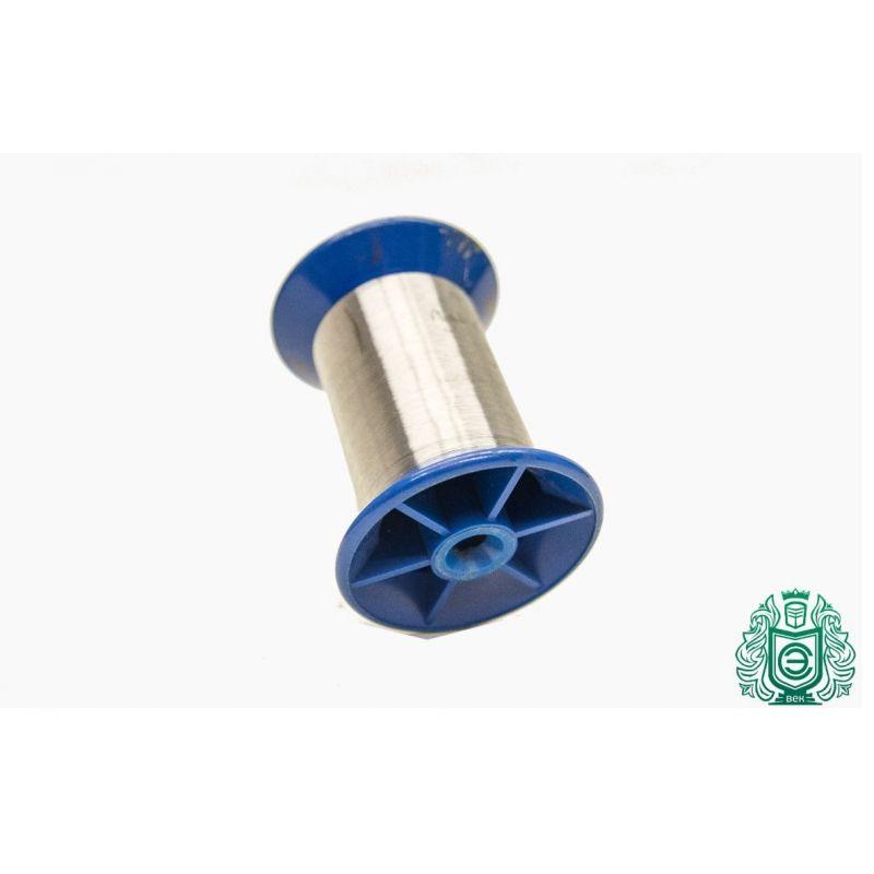 Nerezový drát Ø 0,1-3,5 mm EN 1,4845 Aisi 310s 1-100 metrů řemeslný drát ACX 350,  nerezová ocel