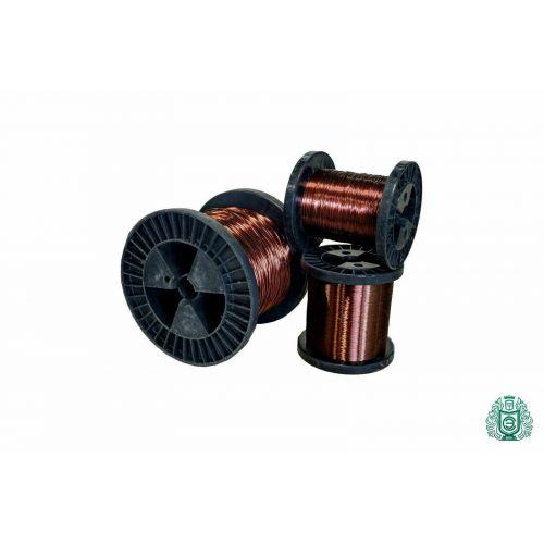 Měděný drát Ø0,05-2,8 mm smaltovaný drát Cu 99,9 wnr 2,0090 řemeslný drát 2-750 metrů, měď