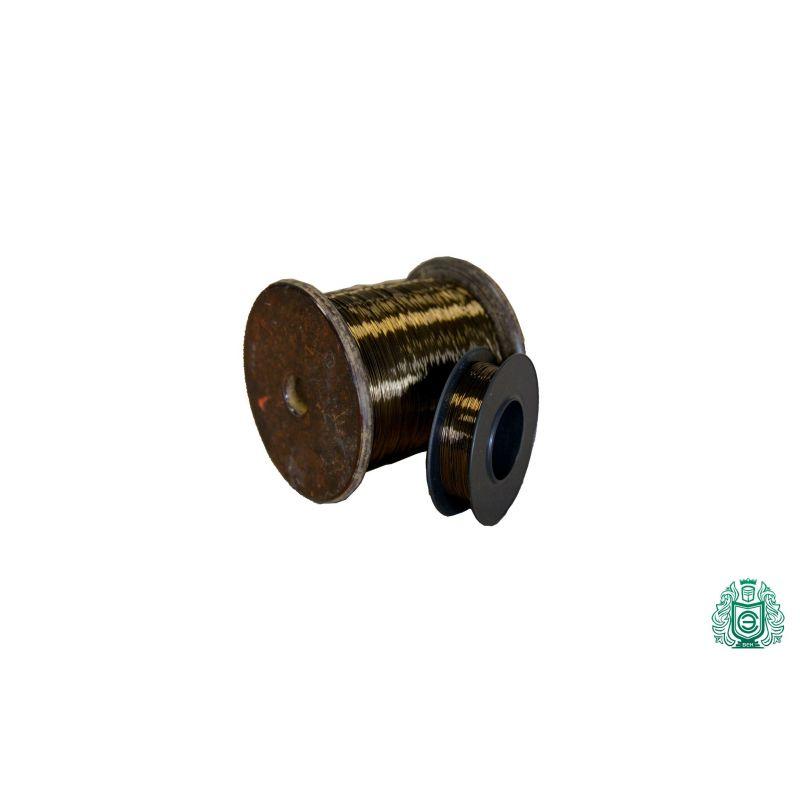Constantan drát Ø0.04-0.45mm odporový drát 2.0842 CuNi44 topný drát 2,5-100 metrů, slitina niklu