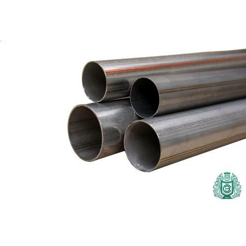 Kulatá trubka 1.4301 Aisi 304 Ø15x2,5-101,6x2mm trubka z nerezové oceli V2A výfukové zábradlí 0,25-2 metry, nerezová ocel