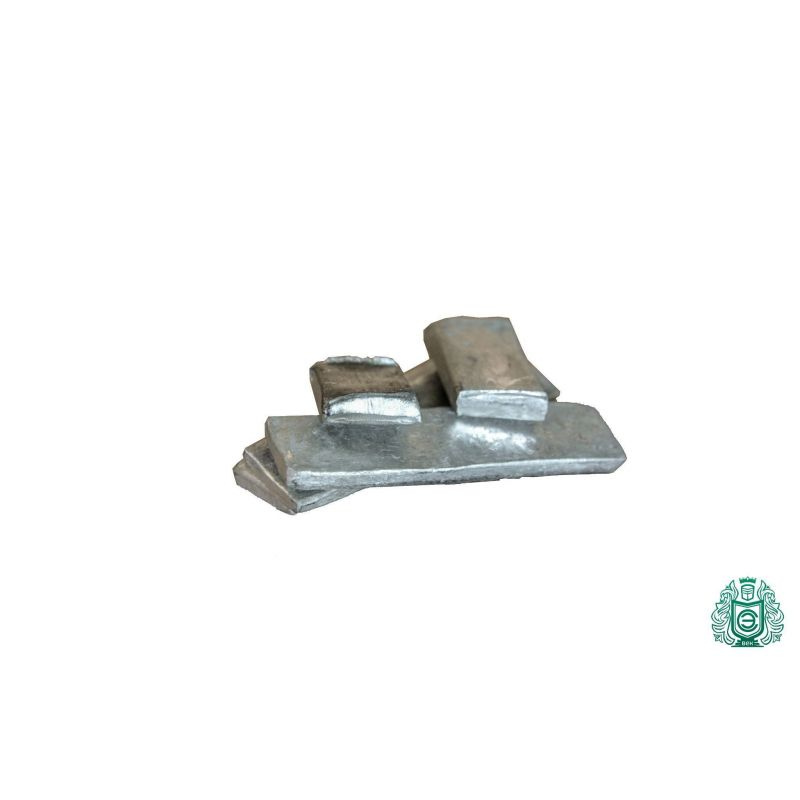 Indium 99,99% tyčinek od 1 gramu do 5 kg ingotu 49 Čistý kov In (49), vzácné kovy
