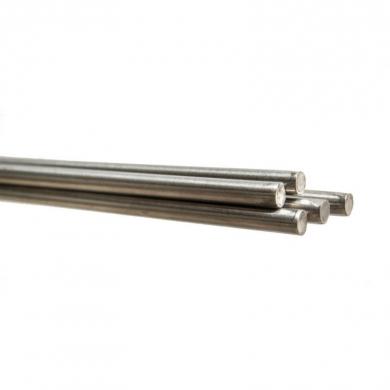 Kulatá tyč z nerezové oceli. Co je tohle?